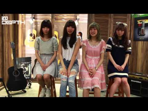 Silent Siren Interview in Hong Kong 2015 ENG SUB (Silent Siren 訪問 中字)