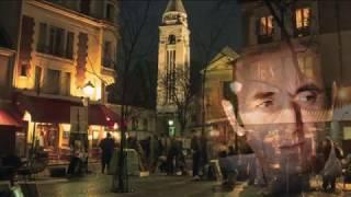 Charles Aznavour - La Boheme + Paroles(lyrics) HQ Audio