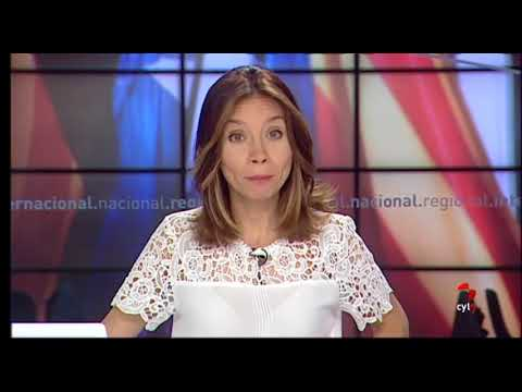 Noticias Castilla y León Televisión 20.30 horas (27/10/2017)