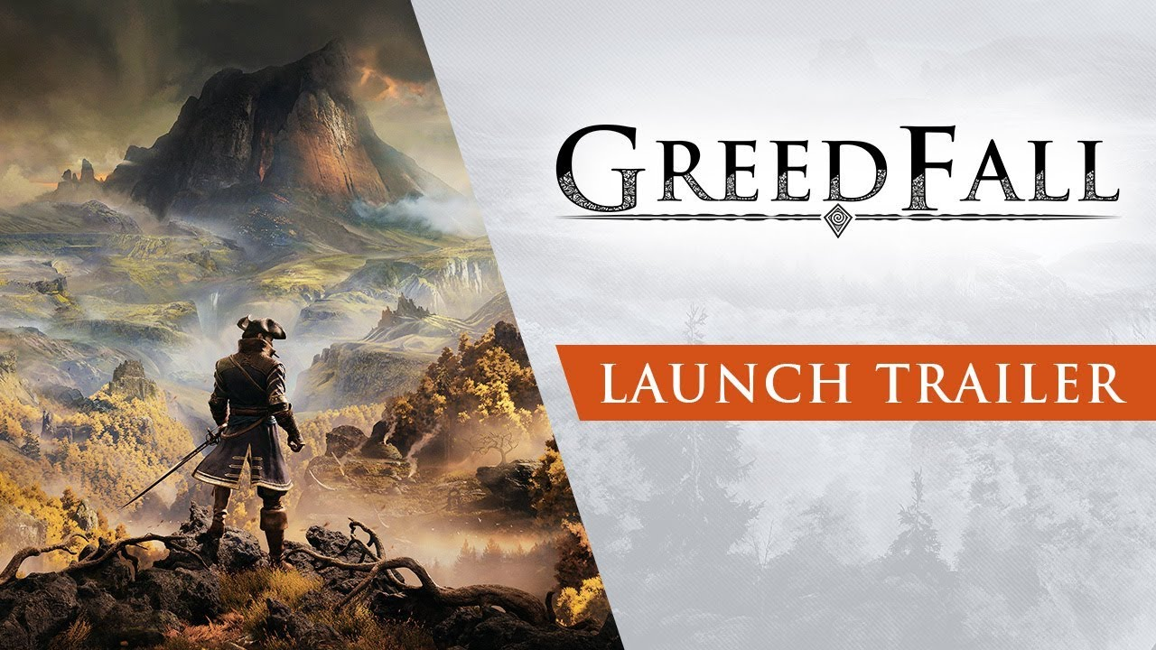 Get Greedfall New Game Plus  PNG