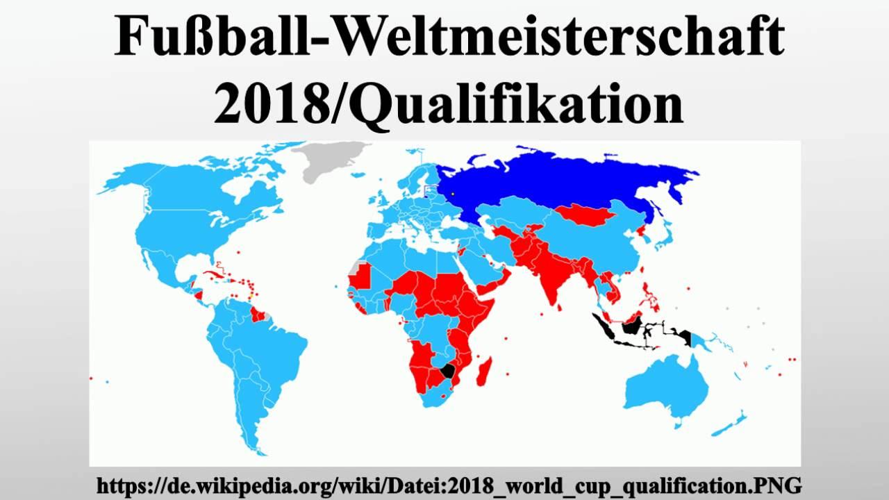 Weltmeisterschaft Qualifikation