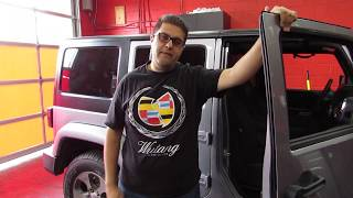 2017 JEEP WRANGLER SAHARA UNLIMITED REVIEW (SHOULD I BUY ONE?)
