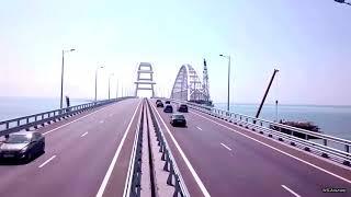 Крымский мост с квадрокоптера