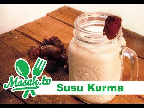 Susu Kurma | Minuman #063