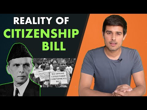 Reality Of Citizenship Bill (CAA) | Opinion By Dhruv Rathee