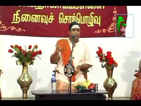Balakandam   By Ilangai Jeyaraj   Colombo Tamil Sangam   Part   5