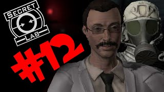 SCP Secret Laboratory #12 Ominąłem Agentów CI!