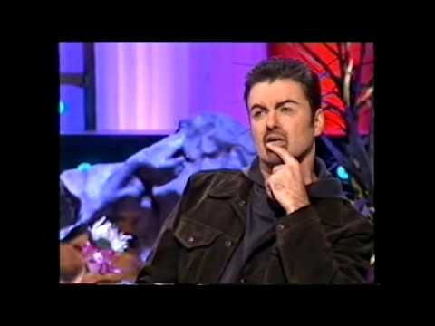 GEORGE MICHAEL GRAHAM NORTON SHOW