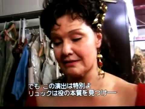 0728 Susan Graham interviews Karita Mattila -  TOSCA