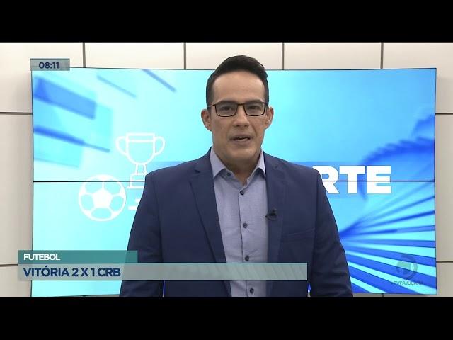 Futebol: CSA vence a Ponte Preta no Rei Pelé