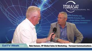 SatTV talks to Terrasat Communications