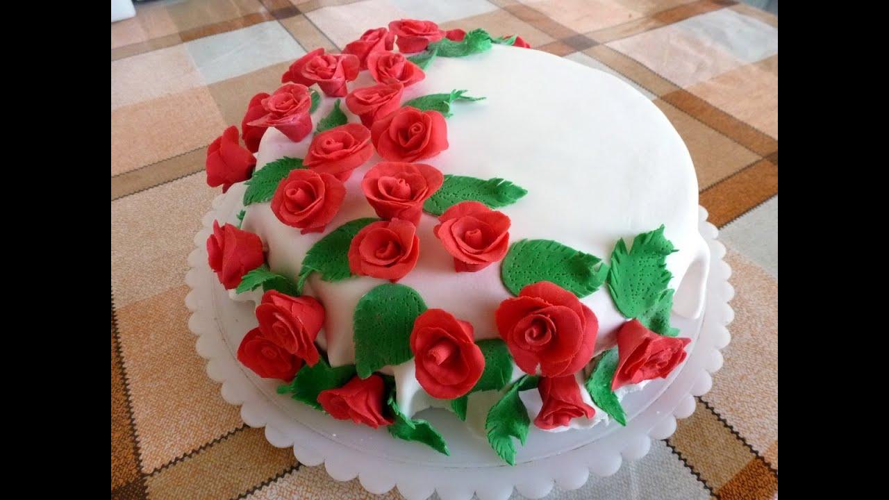 рецепт мастики для тортів
