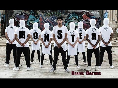 """Darius Boatner Choreography   """"Monster"""" - Meek Mill   @obey_dario"""