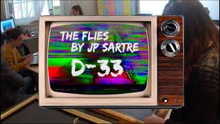 The Flies by Jean-Paul Sartre - Behind The Scenes [Ep. 1]