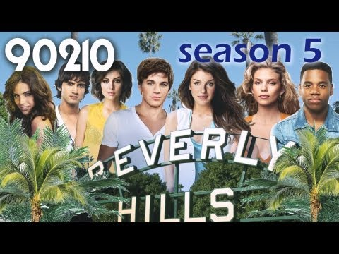 90210 Seas 5  Last Seas  BH 90210 THEME SG