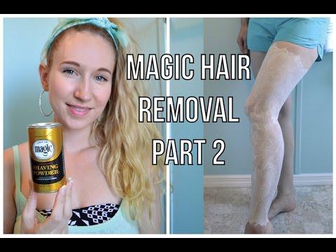 Magic Hair Removal Part 2 Faq Youtube