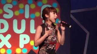 2010 Asia Adult Expo - 「佳山三花」表演武術與歌唱 小田有紗 動画 10