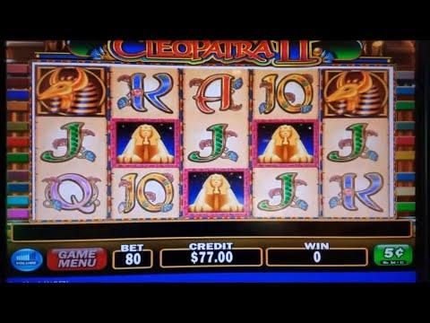Video Free slots cleopatra online