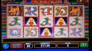 Cleopatra 2 Slot Machine Bonuses ✦✦Full Videos✦✦ 30 Minutes !! All About CLEOPATRA 2 Slot Machine