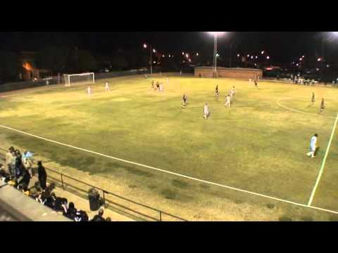 Sonoma State University vs Midwestern State Mens Soccer NCAA Division 2 Quarterfinals 2007