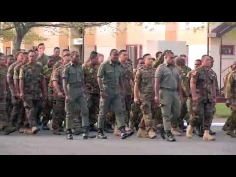 Exercise Southern Katipo 2015 - Welcoming our Pacific Island Brethren
