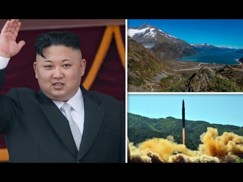 North Korea to blame for RADIOACTIVE URANIUM substance found in Alaska says nuclear expert