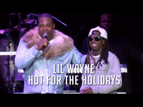 Lil Wayne at Hot for the Holidays