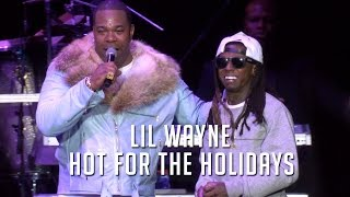 Lil Wayne at Hot for the Holidays