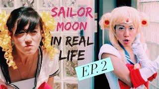 I Am Sailormoon | Ep 2: The Battle [Comedy]