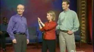 Whose Line - Film, TV and Theater Styles