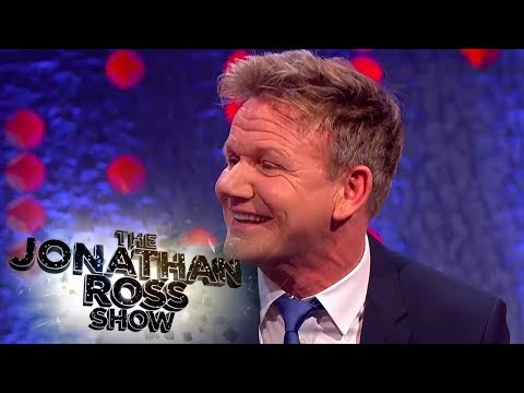 Gordon Ramsay On Pranking His Daughter During Her First Driving Lesson - The Jonathan Ross Show