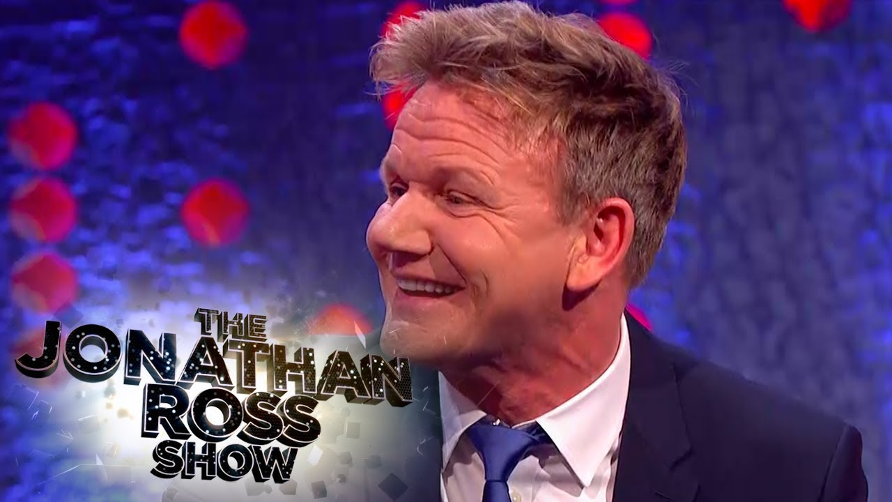 Download Gordon Ramsay On Pranking His Daughter During Her First Driving Lesson   The Jonathan Ross Show