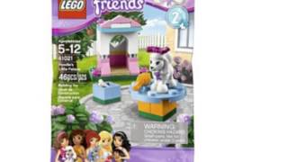 Poodle Little Palace Playset