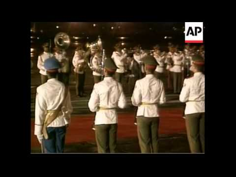 CUBA: SPANISH KING JUAN CARLOS VISIT