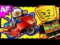 Lego City FIRE MOTORCYCLE 60000 Stop Motion Build Review mp3