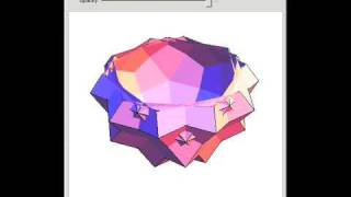 Rhombic Dodecahedron 5-Compound
