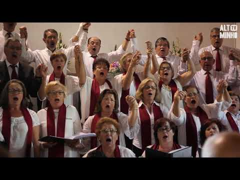 Festa em Honra de Santa Eufémia em Calheiros | Altominho TV