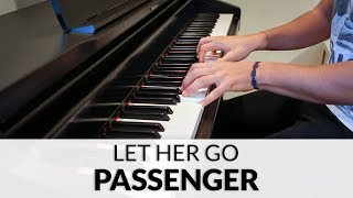 Passenger - Let Her Go | Piano Cover Mp3