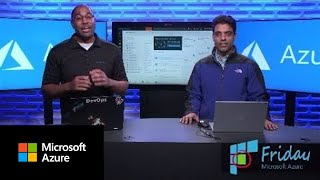 Azure Friday | Visually build pipelines for Azure Data Factory V2