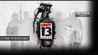 unit 13 PSVita Ep01 Training and Mission 1 Direct Action