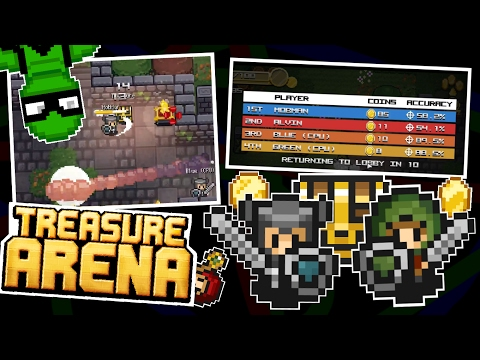 Treasure Arena - The Battle for Coins!