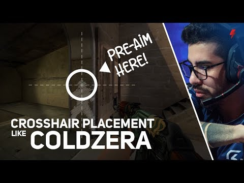 Coldzera's pre-aim: How to train crosshair placement + pre-fire in the Workshop