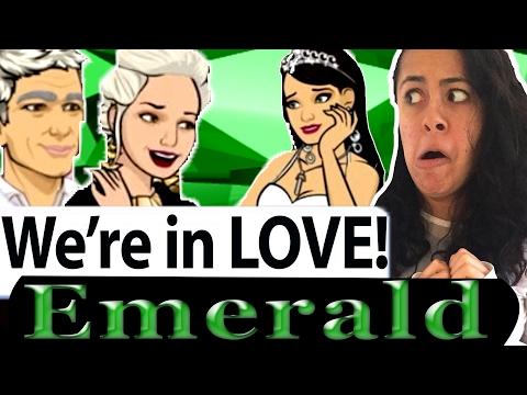 My Dad Found Love At MY WEDDING?! My Mom JUST DIED!- Emerald