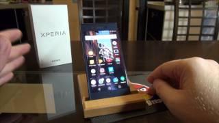 Мой обзор флагмана Sony Xperia XZ.