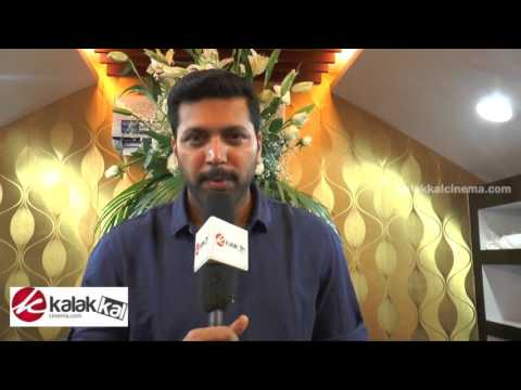 Jayam Ravi Inaugurates Toni & Guy Salon