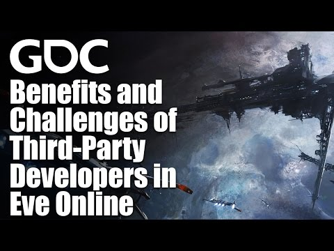 The Benefits and Challenges of Supporting Third-Party Developers in Eve Online