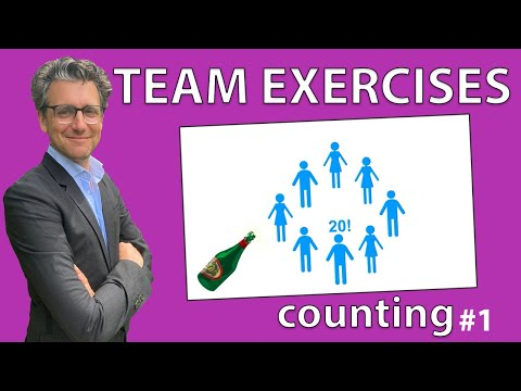 Team exercises - Counting #Exercise 1