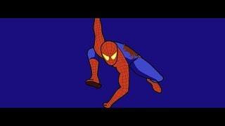 Рисуем все / Рисуем Человека-Паука / Урок 11(Всем привет! В этом видео я покажу как нарисовать Человека-паука! Оставляйте ваши комментарии ( ваше мнение..., 2016-09-19T04:16:28.000Z)