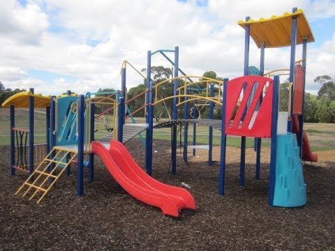 Fountain of Friendship Park Playground, Anakie Road, Norlane