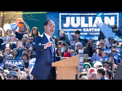 Julián Castros full speech announcing he is running for president